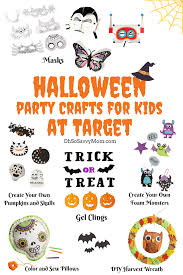 halloween party crafts at target 200 target gift card giveaway