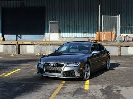 audi rs7 used 2014 audi rs7 road test review autobytel com