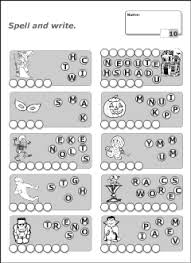 spell and write tests printables for esl teachers and kids