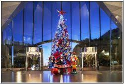 Commercial Christmas Decorations Perth by Corporate And Commercial Christmas Tree U0027s And Decorations