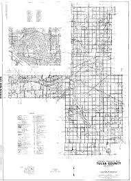 Tulsa Map Tulsa County Map My Blog