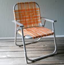 Samsonite Folding Chairs For Sale Vintage Folding Lawn Chair Child U0027s Aluminum Folding Chair Orange