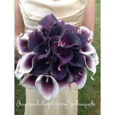 Purple Wedding Flowers Best 25 Dark Purple Wedding Ideas On Pinterest Purple Wedding