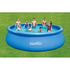 Intex 14 X 42 Furniture Amazing Walmart Inflatable Pool For Outdoor Furniture