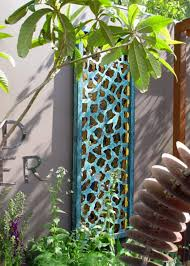 outdoor garden wall art how can a wooden garden wall art make