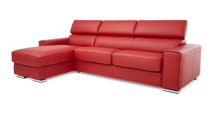 Dfs Sofa Bed Kalamos Left Facing 3 Seater Storage Chaise Sofabed