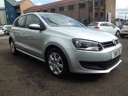 used volkswagen polo hatchback 1 2 tdi se 5dr in dundee angus