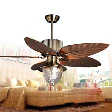 Living Room Ceiling Fans With Lights by Wholesale 51 Ceiling Fan Light 5 Blades Study Room Bronze Ceiling