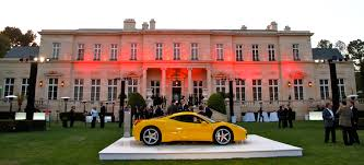 most expensive house ferrari u0027s intimate evening for 500 at the world u0027s most expensive