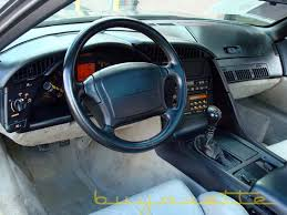 1993 corvette interior 1993 corvette for sale at buyavette atlanta