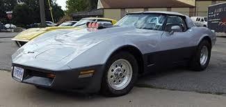 1981 corvette production numbers 1981 chevrolet corvette classics for sale classics on autotrader