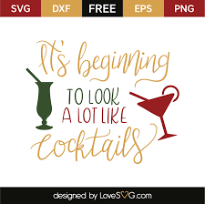 margarita glass svg free svg files drink and party lovesvg com