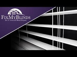 How To Fix Blinds String 29 Best Blind Repair Videos Images On Pinterest Honeycombs