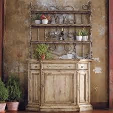 hooker furniture wakefield three door three drawer distressed