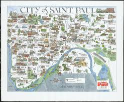 St Paul Campus Map Roberta Avidor Art Blog