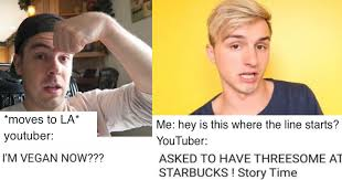 Youtuber Memes - when youtubers exaggerate during storytime memebase funny memes