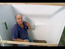 How Do You Install A Bathtub How To Install A Fiberglass Tub And Surround This Old House