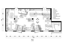 Treehouse Floor Plan by Kale Café Yamo Design Design Floor Plans Galleries And Cafes