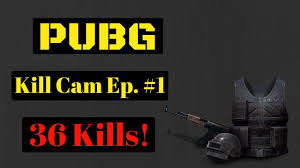 pubg killcam pubg kill cam highlights ep 1 youtube