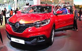 renault suv 2016 china made suv renault kadjar is ready for launch renault kadjar