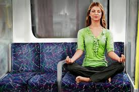 Long Journey How Commuters Cope by How To Have A Mindful Commute London Evening Standard