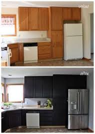 Kitchen Transformation Part  And Review Of Rustoleum Cabinet - Stain for kitchen cabinets
