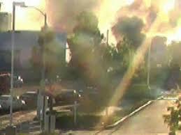 paul walker death video shows cctv footage of car crash that