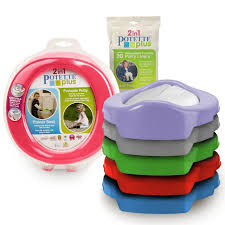 Potette plus 2 in 1 travel potty and trainer seat buybuy baby