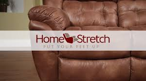 Homestretch Reclining Sofa by Power Recliner Youtube
