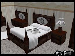 Wolf Bed Sets Second Marketplace Snow Wolf Bedroom Set Furniture
