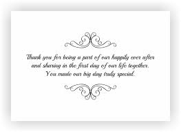 wedding gift thank you wording wedding ideas no thank you note for weddingft notesfts etiquette