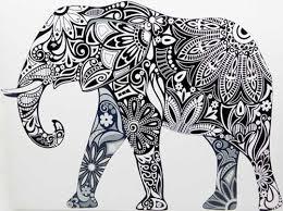 Indian Art Tattoo Designs Indian Elephant Tattoo Art My Kind Of Art Pinterest Elephant