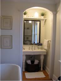 Bathroom Shelf Idea by Put A Shelf Above The Mirror For Perfumes Bedroom Or Bathroom I