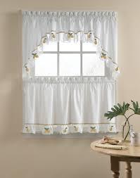 Kitchen Curtains And Valances Kitchen Curtain Patterns Techethe Com