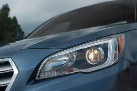subaru headlight styles 2015 subaru legacy 2 5i limited first test