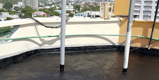 Global Basement Waterproofing by Dowsy Global Services I Water Proofing Services