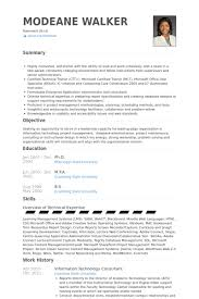 information technology resume exles information technology consultant resume sles visualcv resume