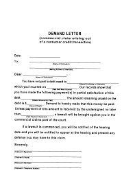 download demand letter for free tidyform