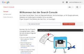 Webmaster Google Webmaster Tool Anmelden Und Sitemap Hinterlegen