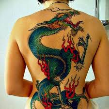 45 creative dragon tattoos to show strength