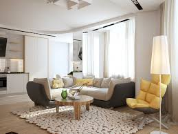 excellent yellow swivel chair for casual living room plan ideas