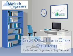 Small OfficeHome Office Organization Blog Carnival