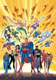 Dc Tas Wiki list of dc animated universe characters
