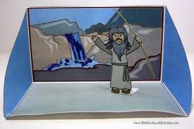 moses archives bible crafts and activities