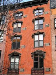 daytonian in manhattan the skinny 1854 twins at nos 451 and 453