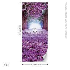 wall mural photo wallpaper xxl flowers tree path purple 2379ws wall mural photo wallpaper xxl flowers tree path purple 2379ws easyinstall paper xxxl 416cm x 254cm 2379vexxxl