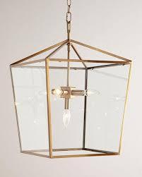 Rectangular Lantern Chandelier Chandelier U0026 Pendant Lighting At Neiman Marcus