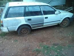 subaru loyale 1990 1990 toyota corolla station wagon for sale in kingston jamaica
