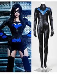 Nightwing Halloween Costume Cheyenne Freemont Nightwing Cosplay Costume Xcoos