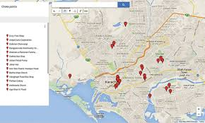 Crime Spot Map Karachi U0027s Criminal Enterprises Cogs In The Wheel Newspaper